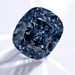 Le blue moon diamond - un exceptionnel diamant bleu