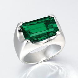 Emeraude - 10.11ct - emerald