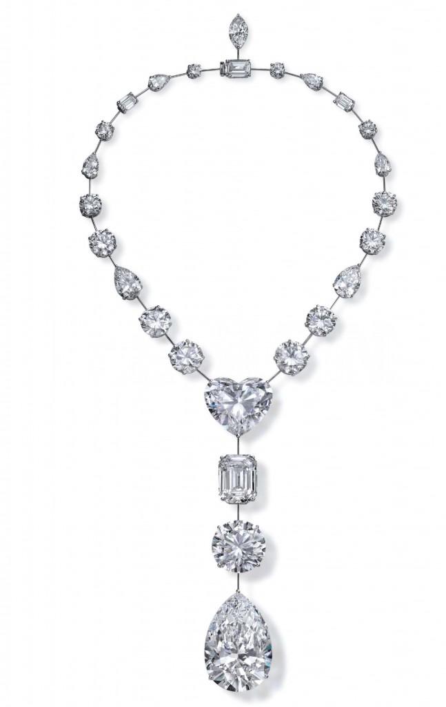 Collier Diamant Promesse du Lesotho - Lesotho Promise diamond necklace