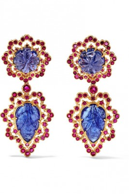 BUCCELLATI-tanzanites-rubies-rubis