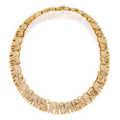 #CARTIER #necklace #diamonds