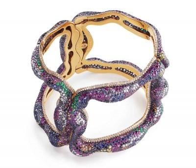 #FABERGE #Gypsy exhubérance bracelet