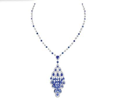 #GRAAF #Diamonds #Sapphires #Necklace