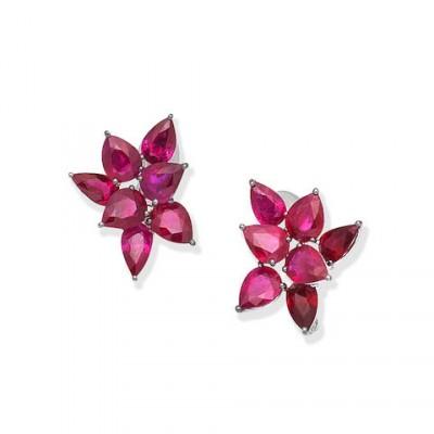 #GRAAF #Rubies #Earrings