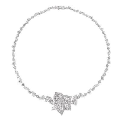 #GRAAF #Rubies #Peony #necklace