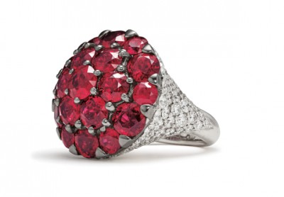 #GRAAF #Ruby #Diamond #Gold #Ring #rubis #diamant #or #bague