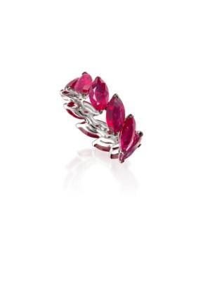 #GRAAF #Ruby Eternity Ring