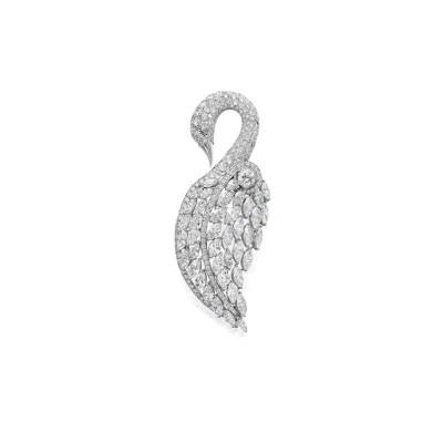 GRAAF-brooch-diamond