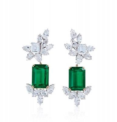 HARRY WINSTON-emerald-diamond