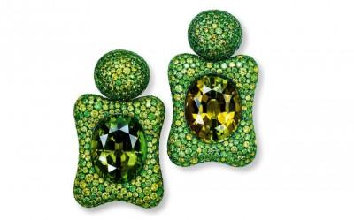 HEMMERLE--earrings