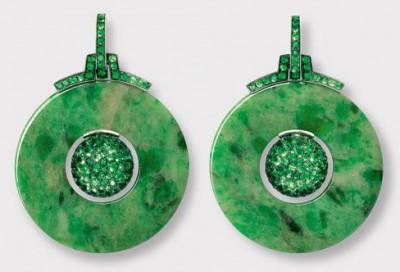 HEMMERLE-earrings-jade-emeralds