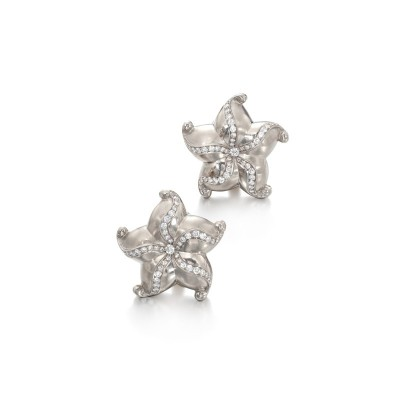 #HEMMERLE #Gold #Or #Diamant #diamond #ear clips