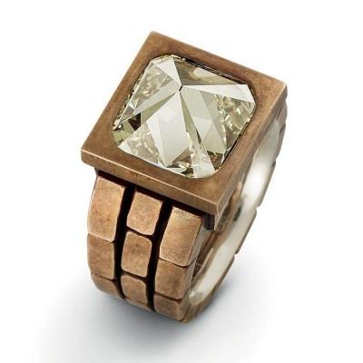 HEMMERLE-diamant-bronze-or blanc