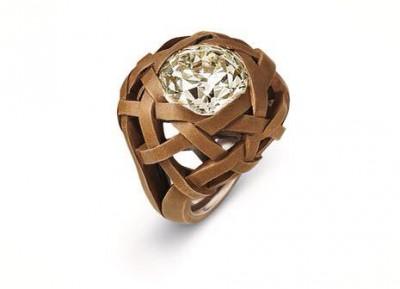 HEMMERLE-diamond-bronze-white gold