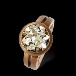 HEMMERLE-diamond-white gold-brass