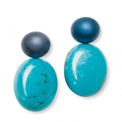 HEMMERLE-earrings-aluminium-turquoise