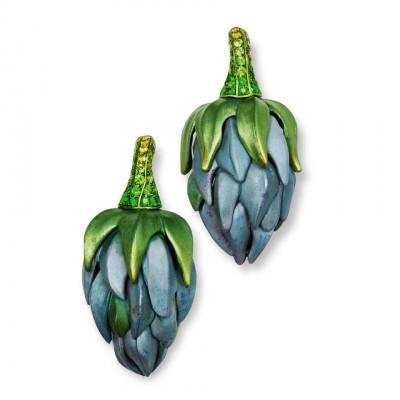 HEMMERLE-earrings-demantoides