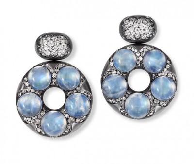 HEMMERLE-earrings-moonstones-diamonds-silver-white gold
