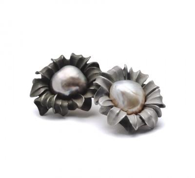 HEMMERLE-earrings-pearls-aluminium-gold