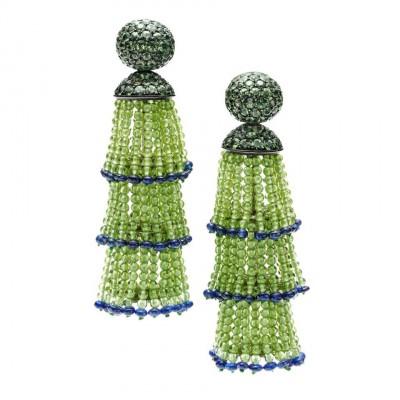 HEMMERLE-earrings-peridots-sapphires