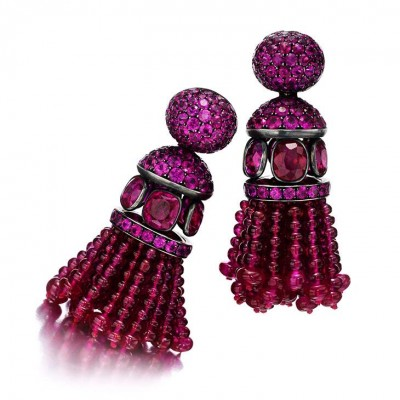 HEMMERLE-earrings-ruby-sapphire