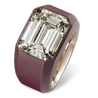 HEMMERLE-ring-white gold-bronze