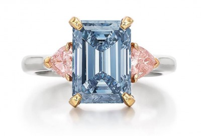 #Harry-Winston-#Fancy-Vivid-Blue-diamond-#Fancy-Pink-diamond-#Fancy-Intense-Pink-Diamond-#Ring