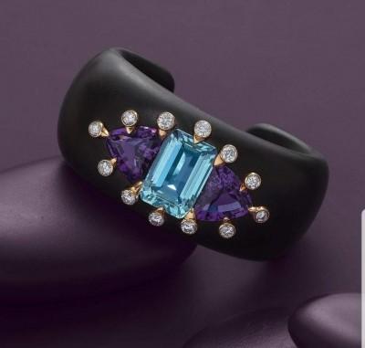 #JAR #Aquamarine #amethyst #diamaond #Aigue-marine #améthyste #diamant