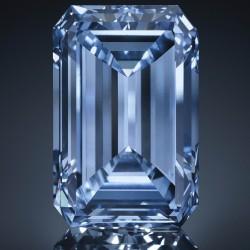 Diamant Oppenheimer Blue