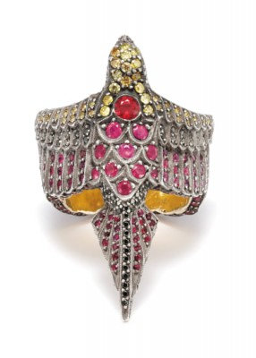 #SEVAN BICAKI #Colored Diamond #White Diamonds #Ruby #Gold #Silver #Ring #Diamants blancs #diamants de couleur #Rubis #Argent #Or #Bague