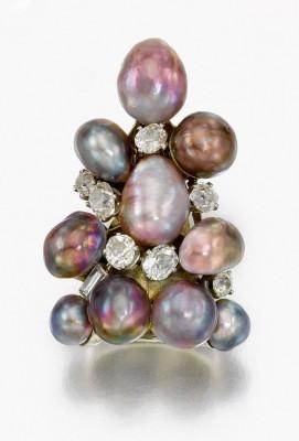 #SUZANNE BELPERRON #pearl #diamond #perle #Diamant