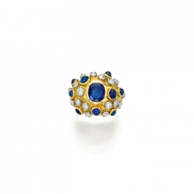 #SuzanneBelperron #diamonds #ring