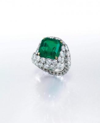 CARTIER-emerald-diamond