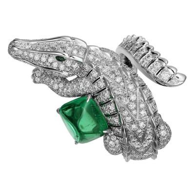 CARTIER-diamants-émeraudes-diamonds-emeralds