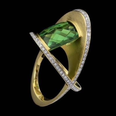 #ADAM NEELEY #Tourmaline #diamond #diamant