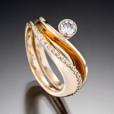 Adam NEELEY-Bague Grace and Covet-diamants-diamonds