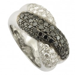 Diamants entrelacés