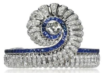 BELPERON-1940-bracelet-saphirs-diamants