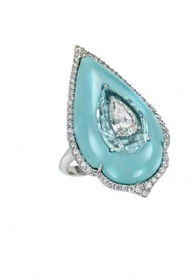 BOGHOSSIAN-diamants-tourmaline Paraiba-turquoise