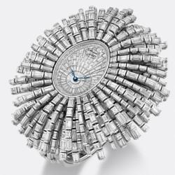 BREGUET-montre-Be Crazy-plus de 1000 diamants mobiles