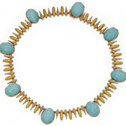 BUCCELATTI-turquoise