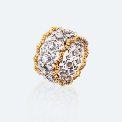 BUCCELLATI-bague-diamants