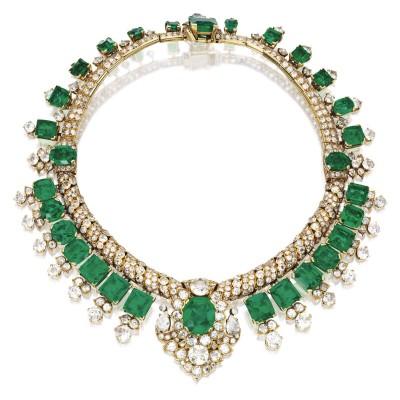 CARTIER-émeraudes-diamants-emeralds-diamonds