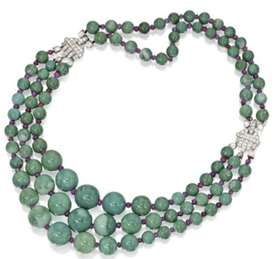 CARTIER-necklace-amazonite-collier