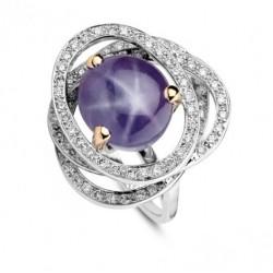 FABRE-star sapphire-diamonds