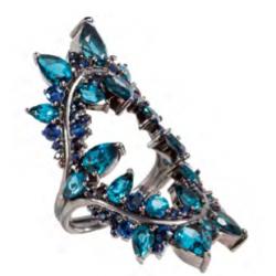 FERNANDO JORGE-saphirs-topaze London Blue