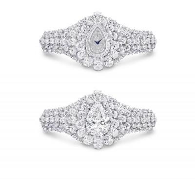 GRAAF-Montre The Graff Fascination-diamants