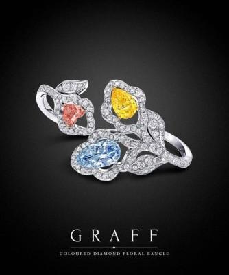 GRAAF-diamants de couleur