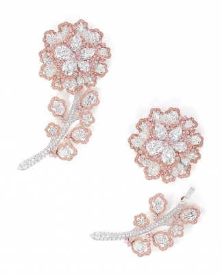 GRRAF-diamants blancs-diamants roses