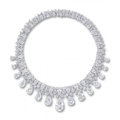 HARRY WINSTON-diamants